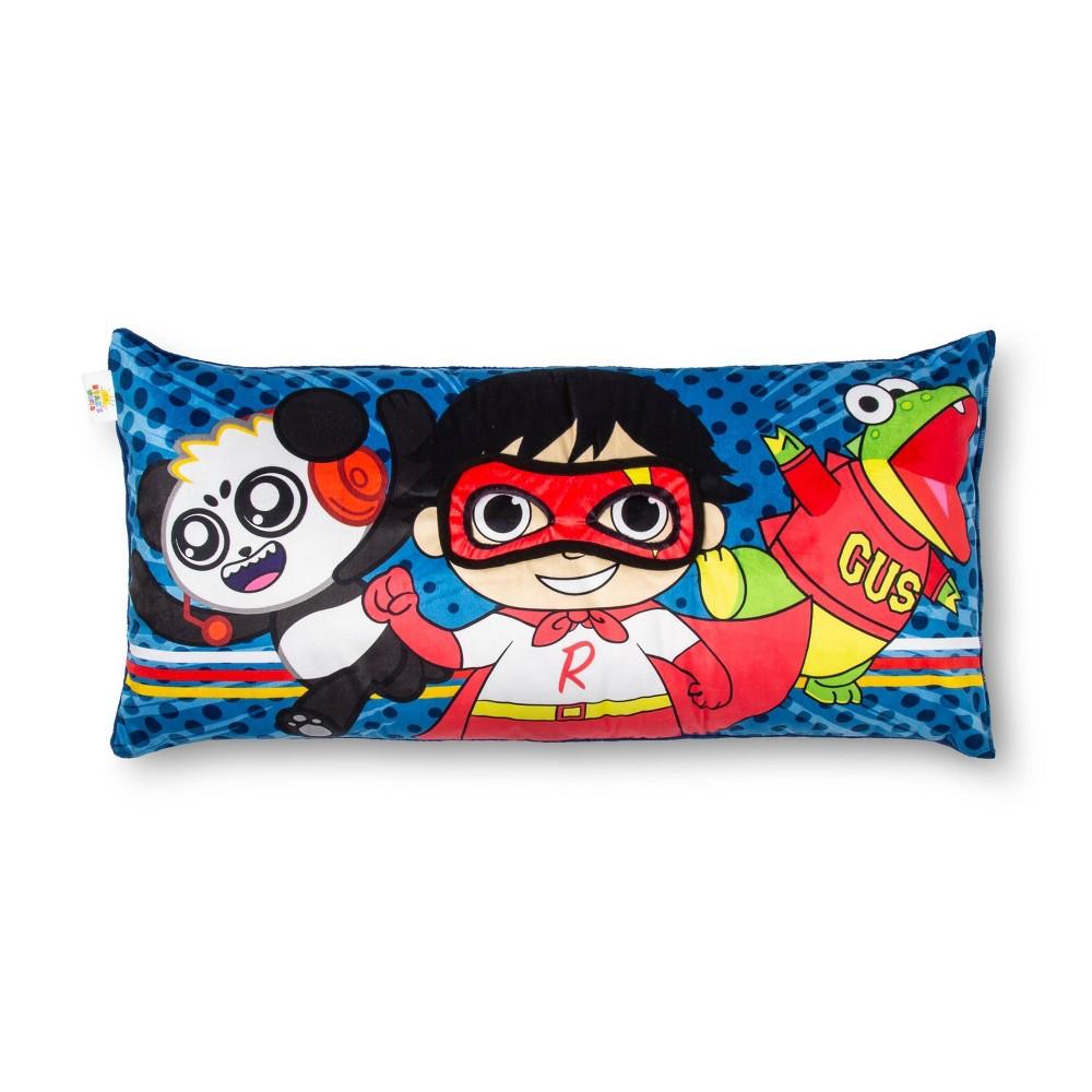 Image of Ryan's World Body Pillow