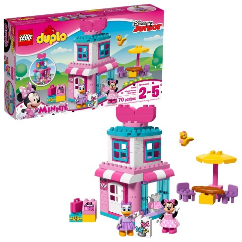 Lego Duplo Disney Minnie Mouse Bow Tique 10844 Target