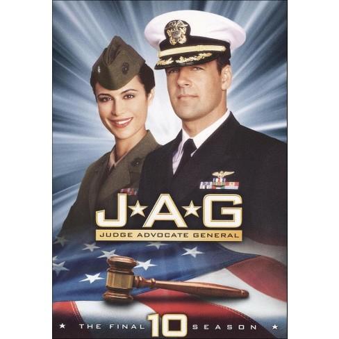 JAG: The Final Season 10 [5 Discs] - image 1 of 1