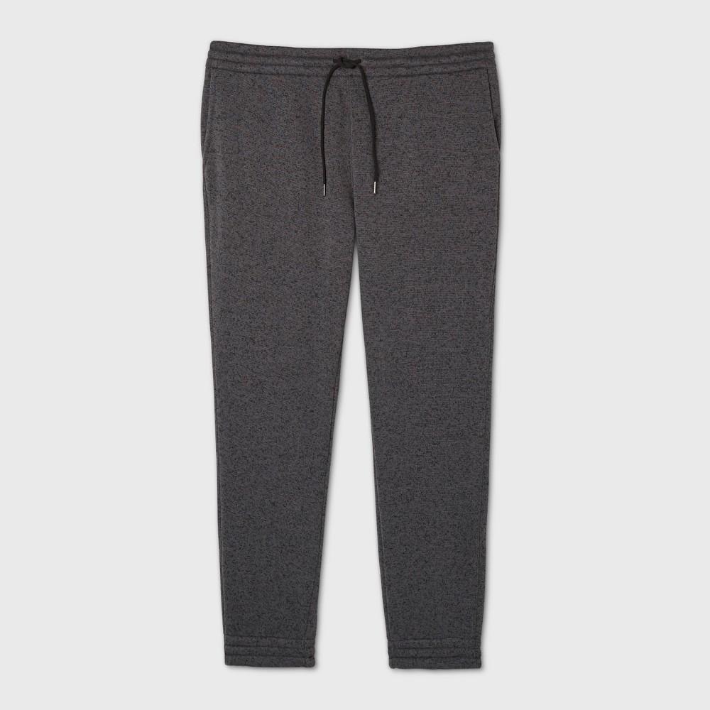 Reviews Men's Big & Tall Sweater Fleece Jogger Pants - Goodfellow & Co™