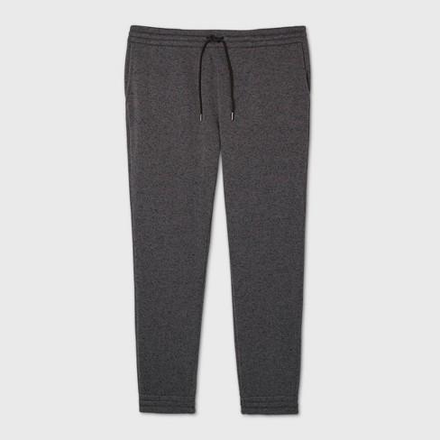 Men's Big & Tall Sweater Fleece Jogger Pants - Goodfellow & Co™ - image 1 of 2