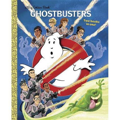 Ghostbusters - (Big Golden Book) by  John Sazaklis (Hardcover) - image 1 of 1