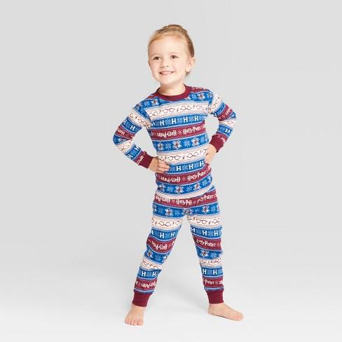 Toddler Holiday Harry Potter Pajama Set - Ivory 18M   Target 8a32ca031