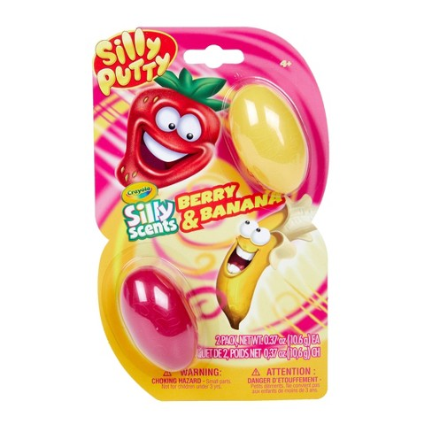 Silly Putty Silly Scents Mixems Berry & Banana - image 1 of 4