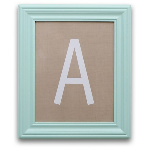 The Peanut Shell Frame with Letters - Boy - image 1 of 1