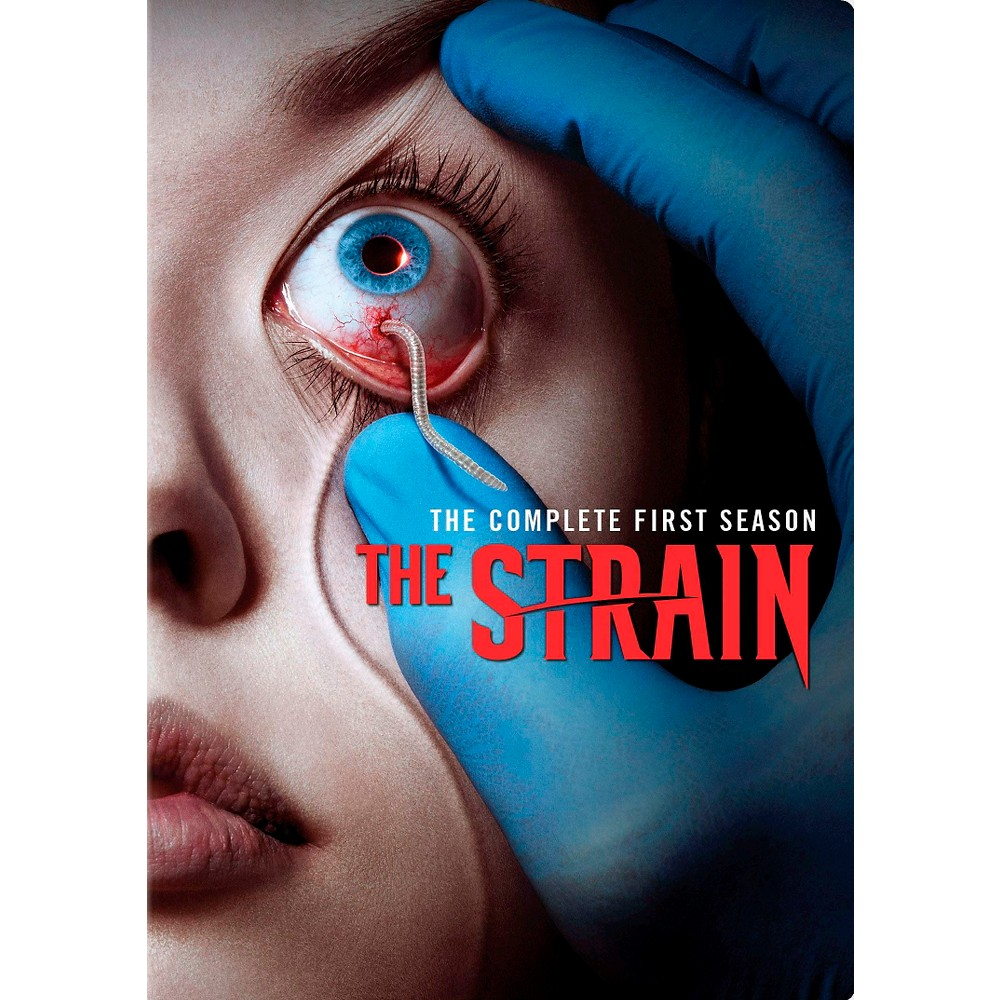 The Strain The Complete First Season Dvd