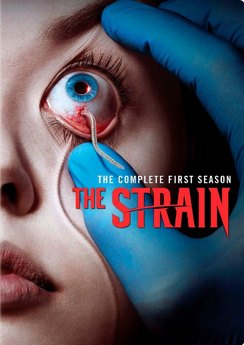 The Strain: The Complete First Season (4 Discs) (dvd_video) - image 1 of 1