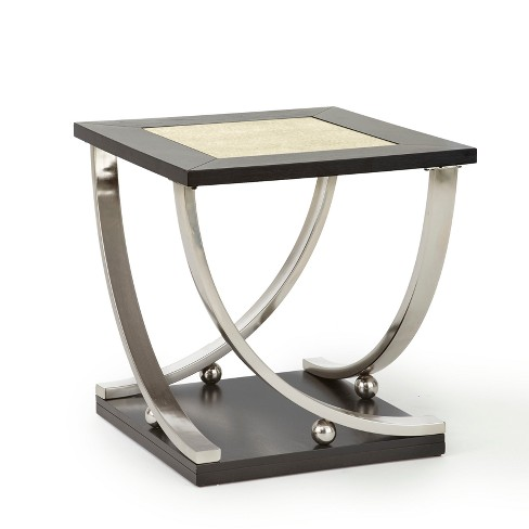 Ramsey End Table Black - Steve Silver - image 1 of 3