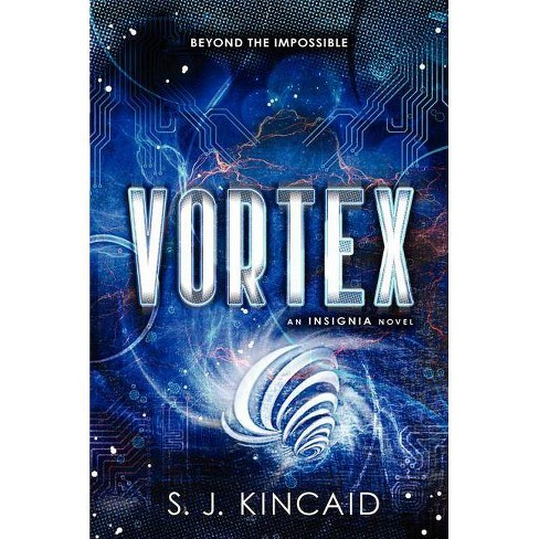 Vortex - (Insignia) by  S J Kincaid (Paperback) - image 1 of 1