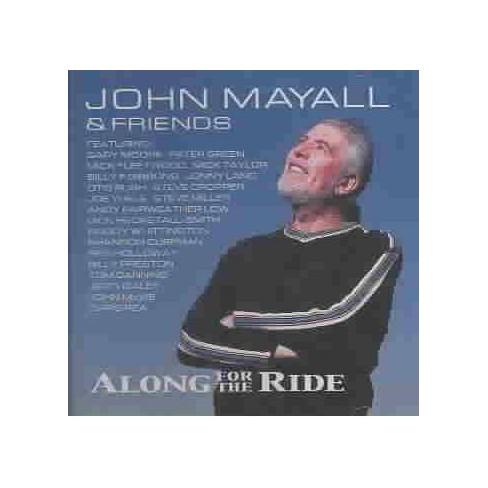 John Mayall - Along for the Ride (CD) - image 1 of 1
