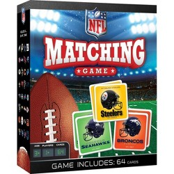 NFL League Matching Game
