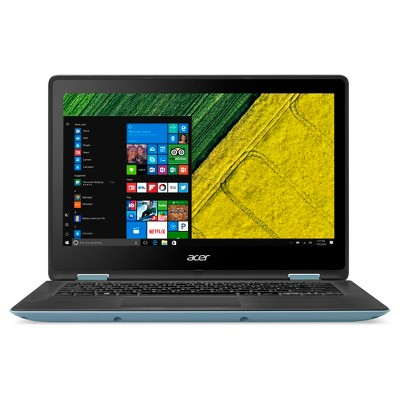 Acer Spin 1 SP111-31-C2W3 Touch Notebook -Turquoise Blue (SP111-31-C2W3)