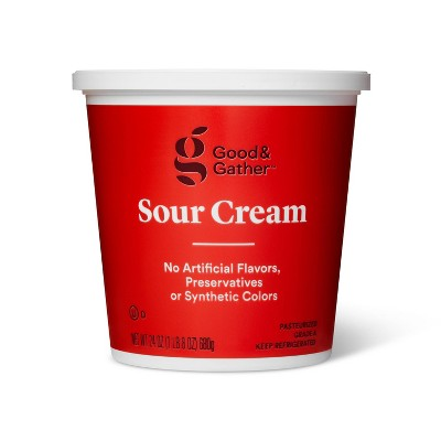 Sour Cream - 24oz - Good & Gather™