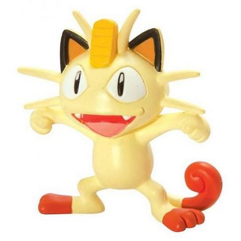 Pokemon XY Meowth 2-Inch Figure [Loose] - image 1 of 1