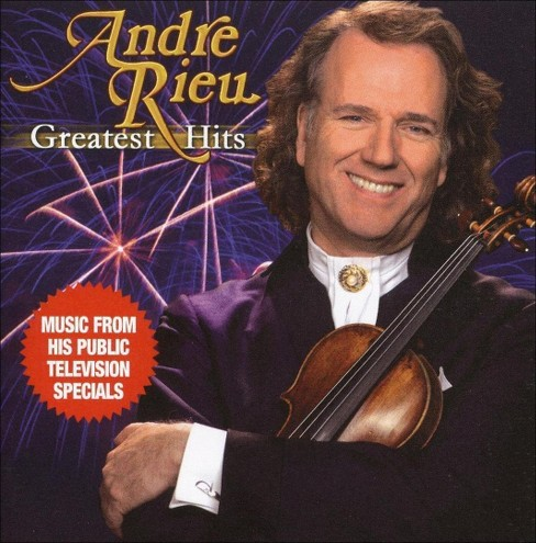 Andre rieu - Greatest hits (CD) - image 1 of 1
