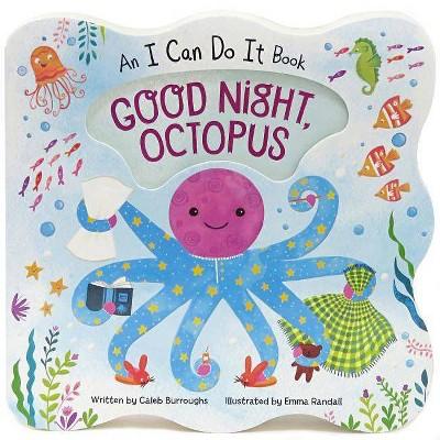 Good Night, Octopus (Hardcover)(Caleb Burroughs)