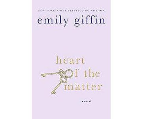 Heart of the Matter (Reprint) (Paperback) by Emily Giffin - image 1 of 1