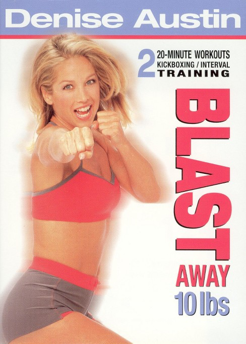 Blast away 10lbs (DVD) - image 1 of 1