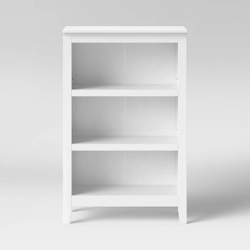"""48"""" Carson 3 Shelf Bookcase - Threshold™ - image 1 of 3"""