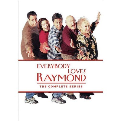 Everybody Loves Raymond: The Complete Series (Repackage) (DVD)