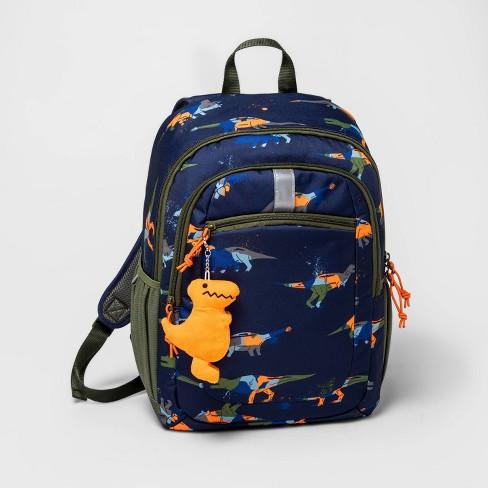 17'' Kids' Backpack Dino - Cat & Jack™ - image 1 of 4