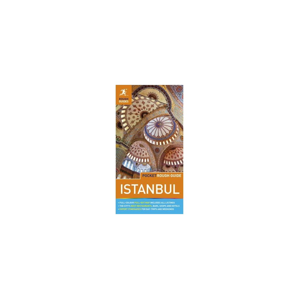 Rough Guide Pocket Istanbul - (Pocket Rough Guide Istanbul) by Terry Richardson (Paperback)