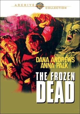 The Frozen Dead (DVD)(2013)