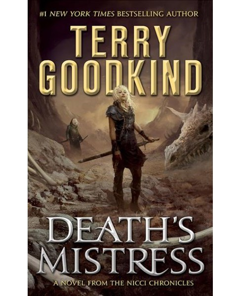 Death's Mistress (Unabridged) (CD/Spoken Word) (Terry Goodkind) - image 1 of 1