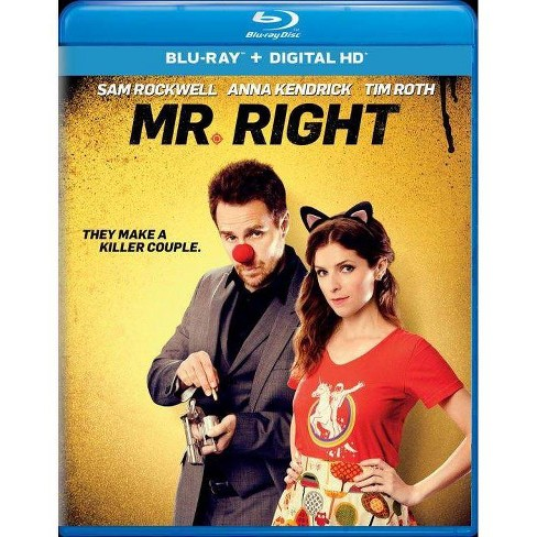 Mr. Right (Blu-ray)(2016) - image 1 of 1