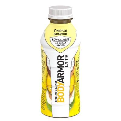 BODYARMOR LYTE Tropical Coconut Sports Drink - 16 fl oz Bottle