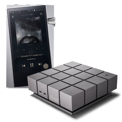 Astell & Kern SR25 Music Player with AK Ripper MKII CD-Ripper