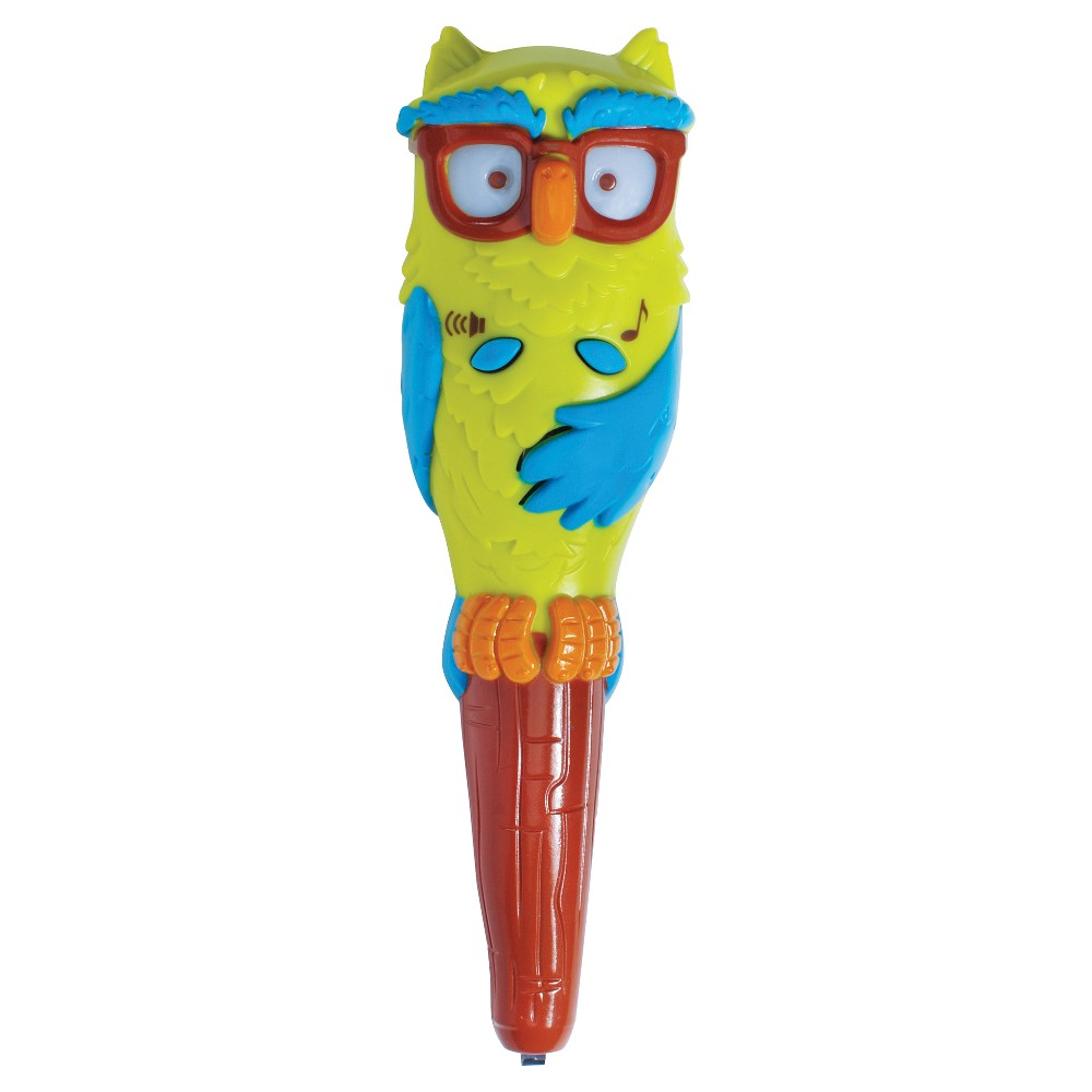 Educational Insights Hot Dots Jr Ollie The Talking Teaching Owl Pen