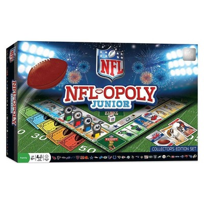 NFL Opoly Junior Game
