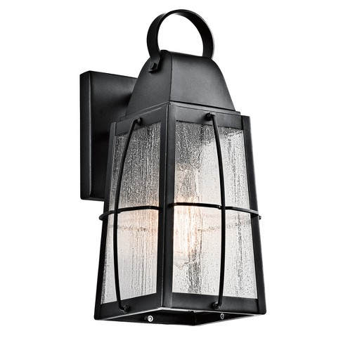 """Kichler 49552 Tolerand Collection 1-Light 12"""" Outdoor Wall Light - image 1 of 1"""