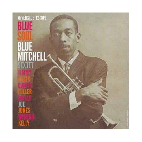 Blue Mitchell Sextet - Blue Soul (CD) - image 1 of 1