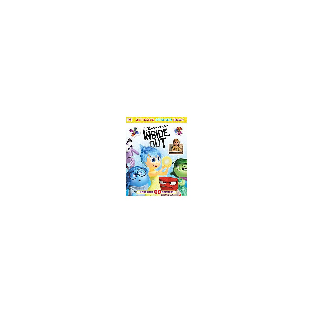 Inside Out Ultimate Sticker Book ( Ultimate Sticker Books) (Paperback) by Dorling Kindersley Limited
