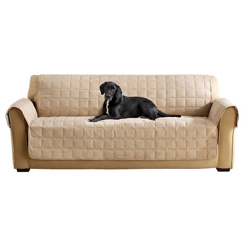 Ultimate Waterproof Suede Sofa Furniture Cover Sure Fit