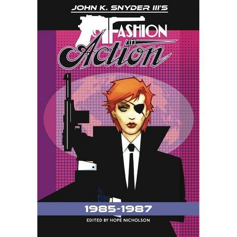 Fashion in Action - by  Various (Paperback) - image 1 of 1