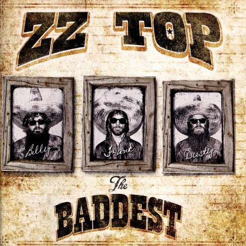 Very Baddest of ZZ Top (One-CD) - image 1 of 1