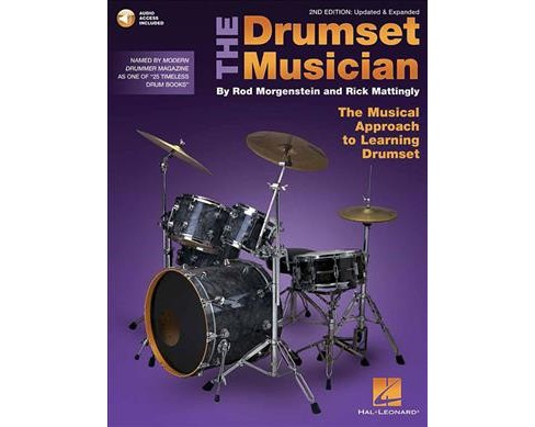 Drumset Musician -  by Rod Morgenstein & Rick Mattingly (Paperback) - image 1 of 1