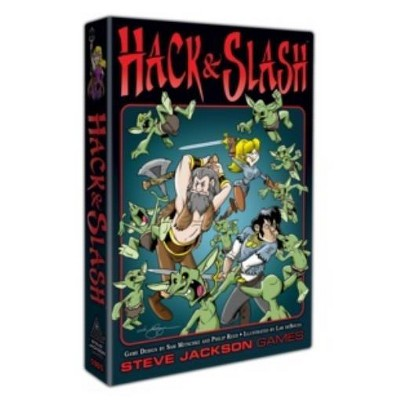 Hack & Slash Board Game