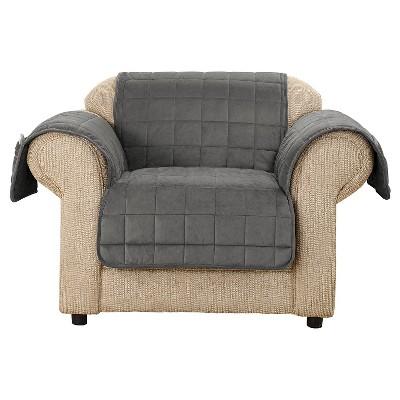 Furniture Friend Velvet Non-Skid Chair Furniture Protector - SureFit