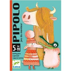 Asmodee Pipolo Card Game, Kids Unisex