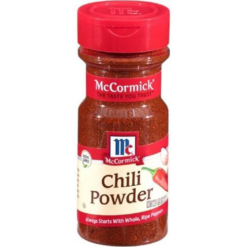 McCormick Chili Powder - 4.5oz - image 1 of 4