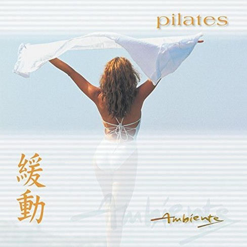 Katie Hope - Pilates (CD) - image 1 of 1
