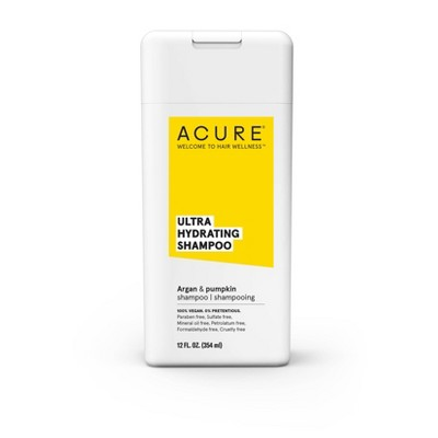 Shampoo & Conditioner: Acure Mega Moisture