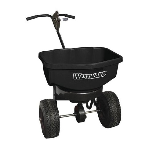 WESTWARD 45FE32 100 lb. capacity Broadcast Spreader - image 1 of 1
