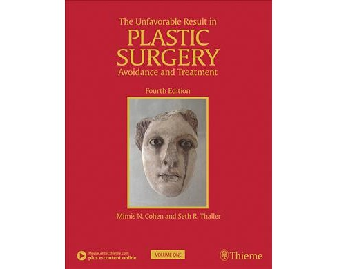 Unfavorable Result in Plastic Surgery : Avoidance and Treatment -  (Hardcover) - image 1 of 1