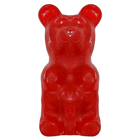 Giant Gummy Bear! World's Largest Gummy Bear Cherry Red - 5lbs - image 1 of 1