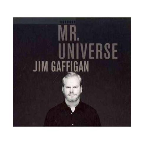Jim Gaffigan - Mr. Universe (CD) - image 1 of 1